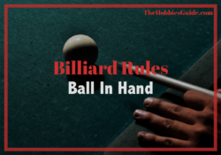 ball in hand rules