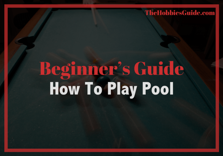 How To Play Pool For Beginners | Billiards 101