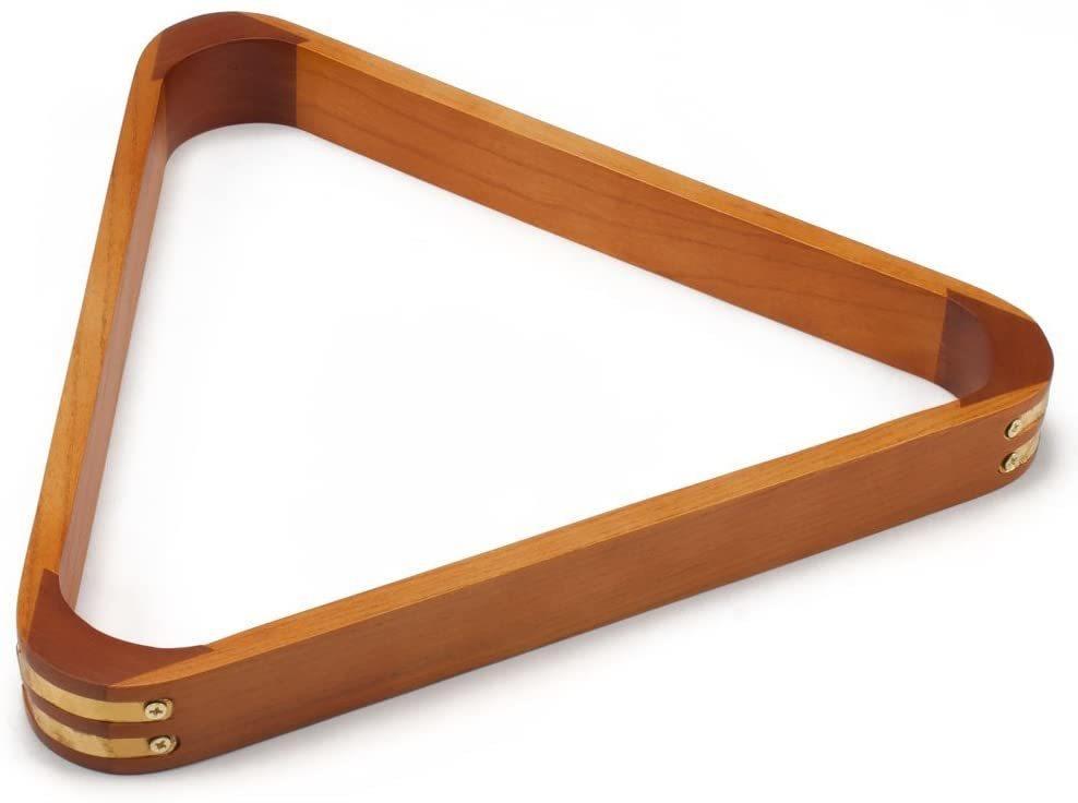 Wooden Billiards Rack