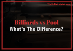 billiards vs pool what's the difference