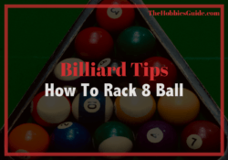 how to rack 8 ball pool
