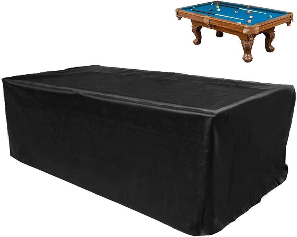 GEMITTO Pool Table Cover Review