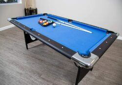 hathaway fairmont portable pool table review