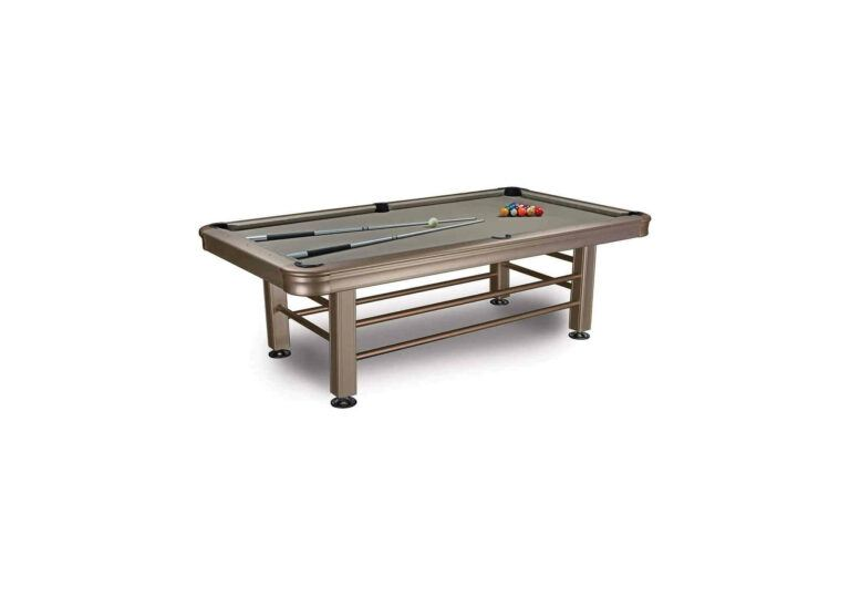 3 Best Outdoor Pool Tables of 2021 (Reviews)