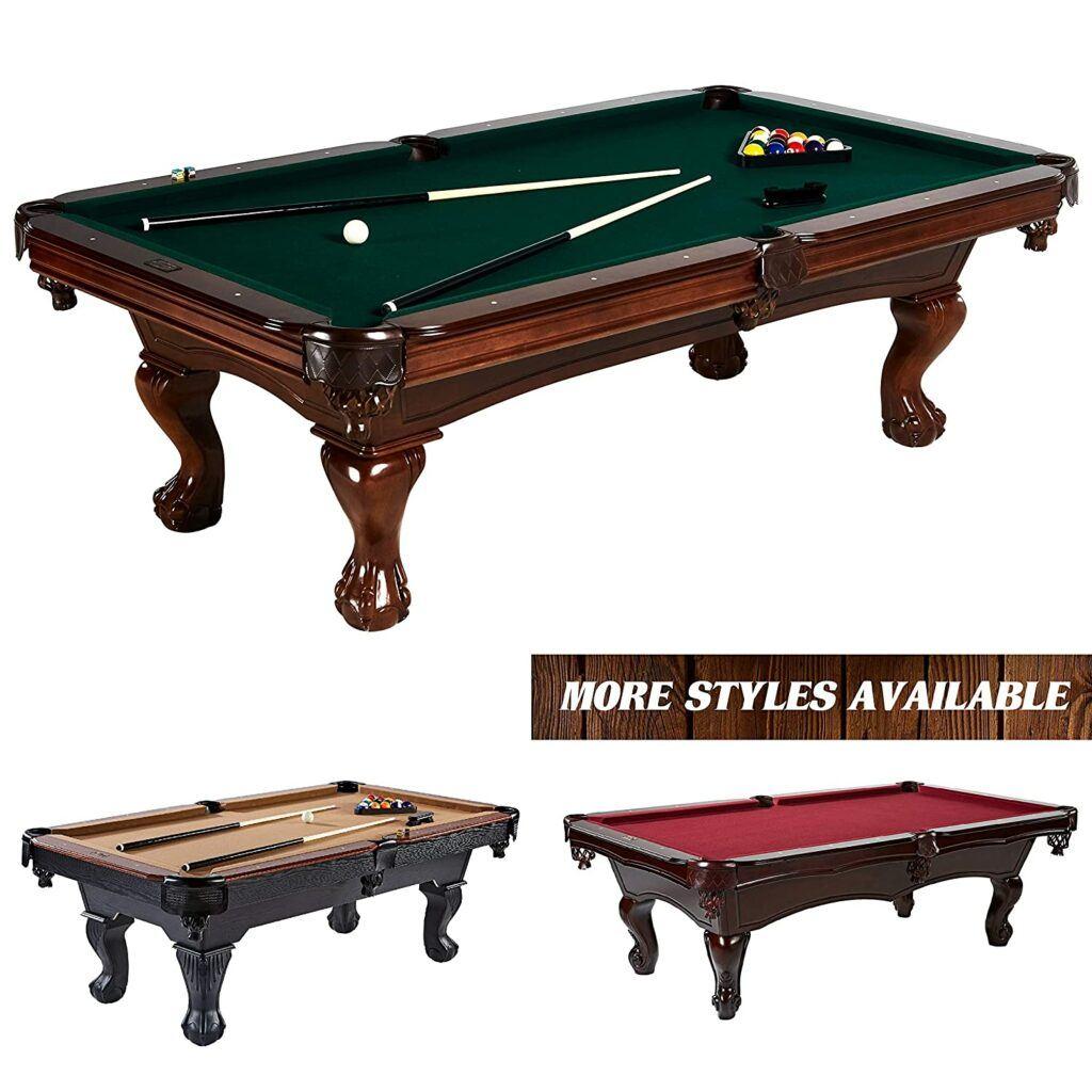 barrington hawthorne billiard table