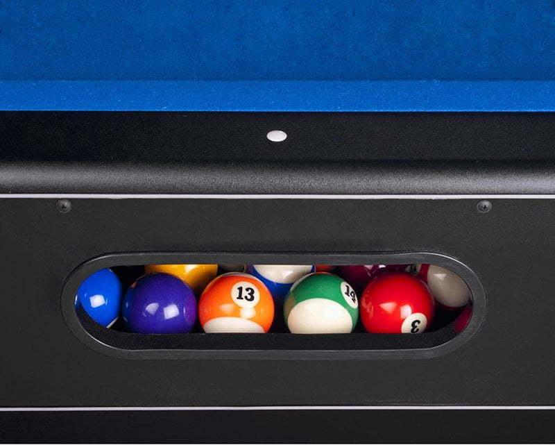 hathaway pool table ball return system