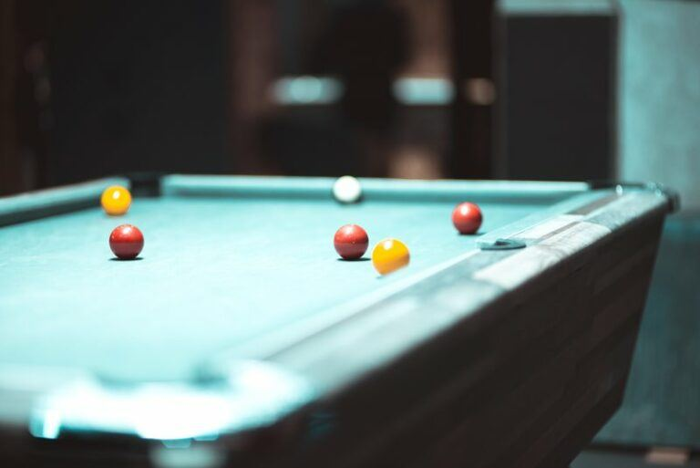 5 Best Pool Tables of 2021 (Reviews)
