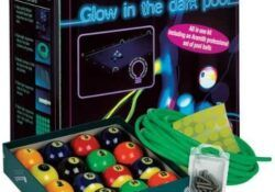 Aramith Glow In The Dark Pool Balls
