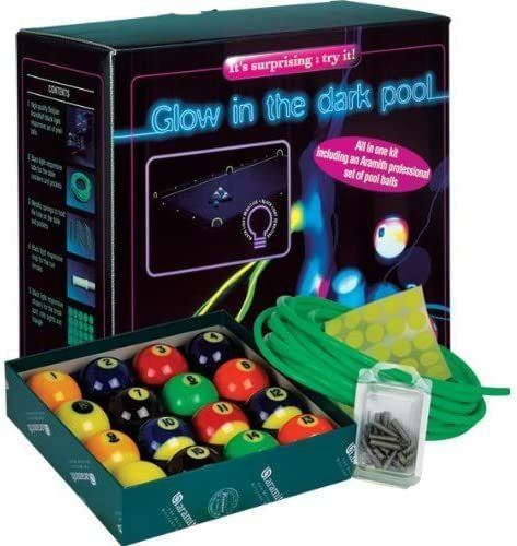 Aramith Glow in the Dark Pool Balls Review (2021)
