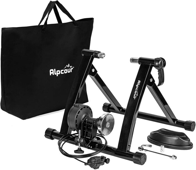 Best Magnetic Bike Trainers under $300 (Reviews)