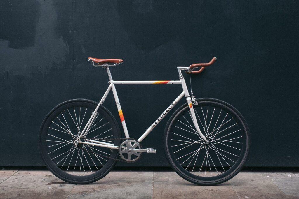 Peugeot Fixed Gear Bike
