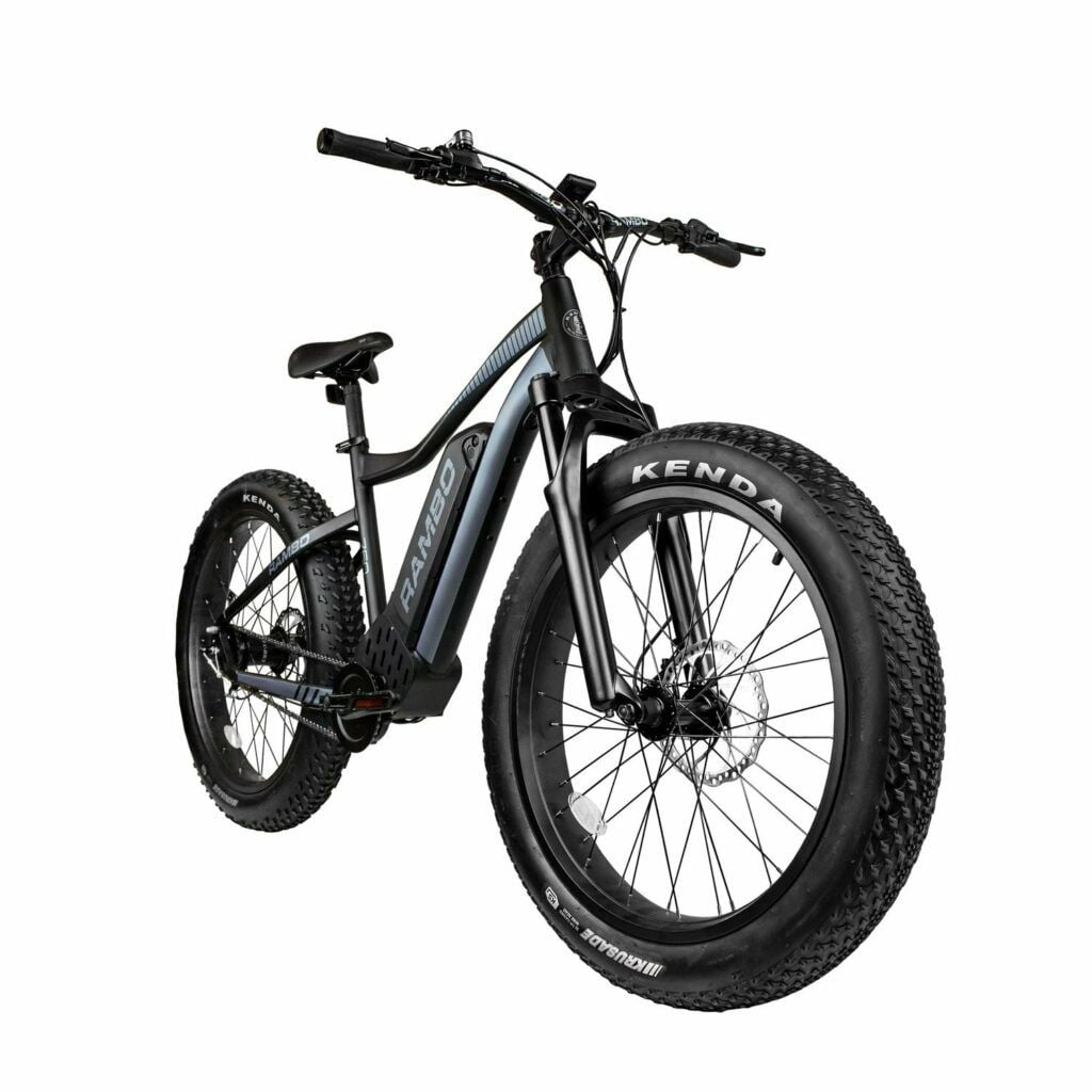 Rambo R750 26 Pursuit Electric Hunting Bike
