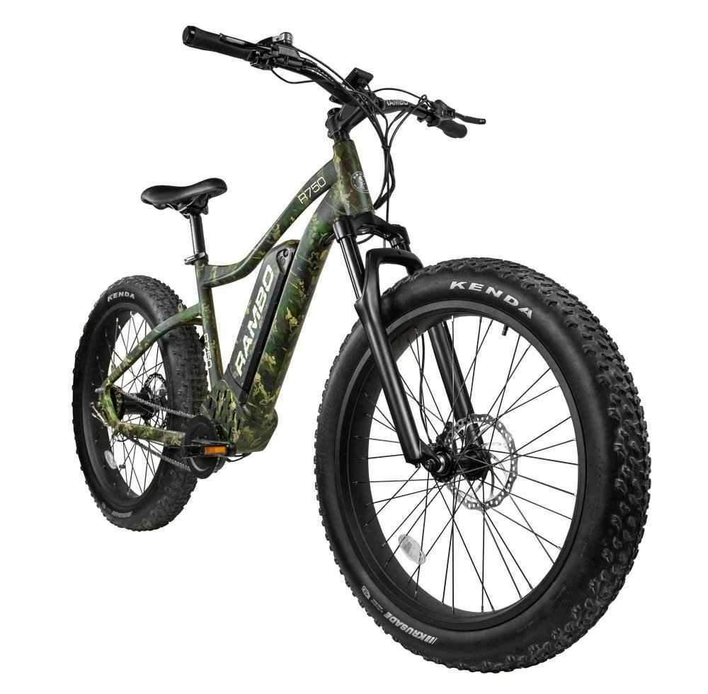 Rambo Roamer 750W XC Electric Hunting Bike