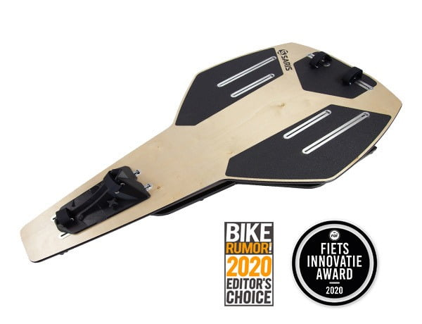 Saris MP1 Review 2021 | Nfinity Motion Bike Trainer Platform