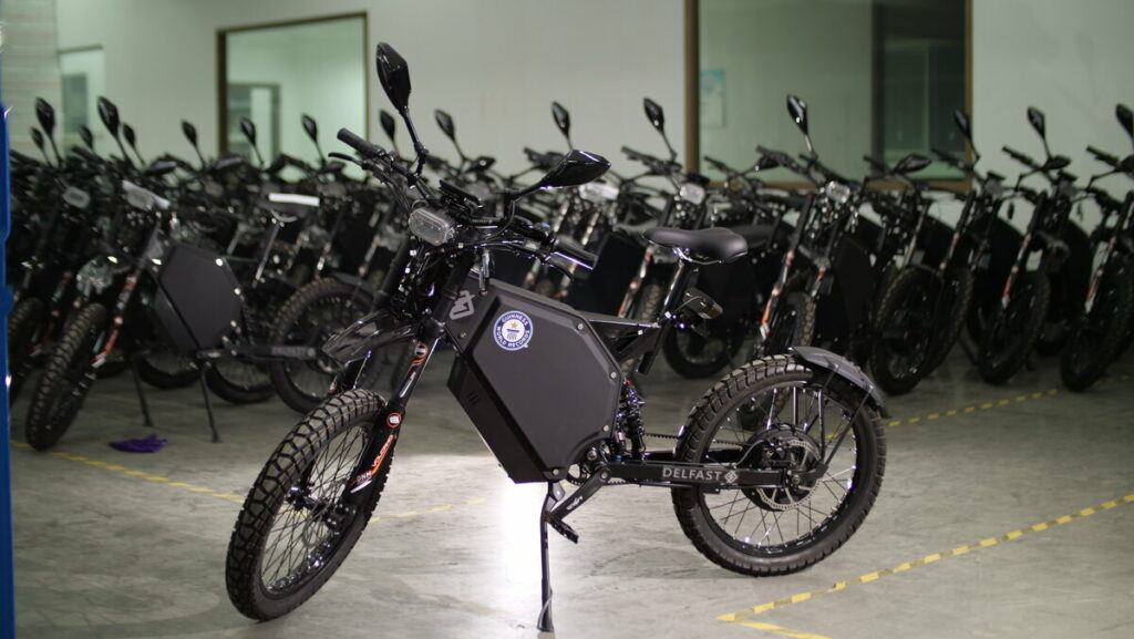Delfast Top 3.0 Electric Bike