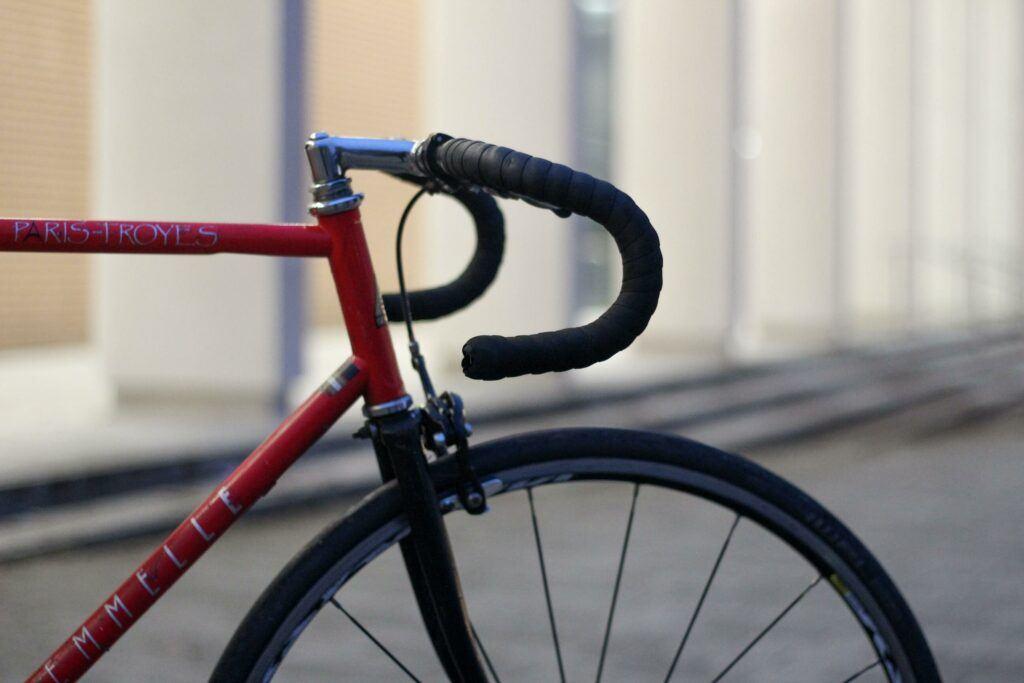 cycling drop bars