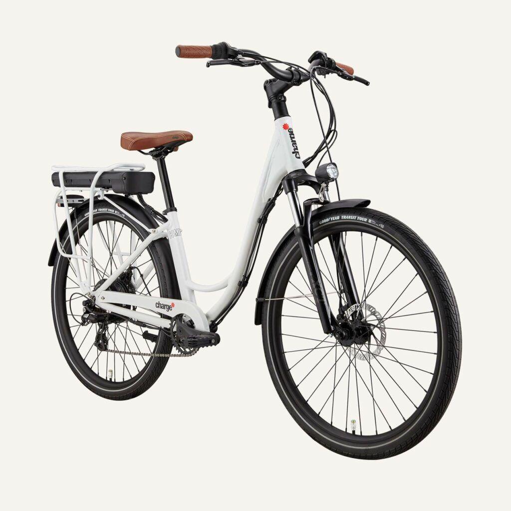 Charge Comfort Electric E-Bike