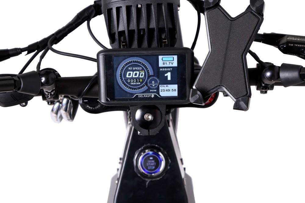 Delfast e-bike lcd display