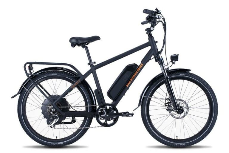 RadCity 4 Electric Commuter Bike Review 2021