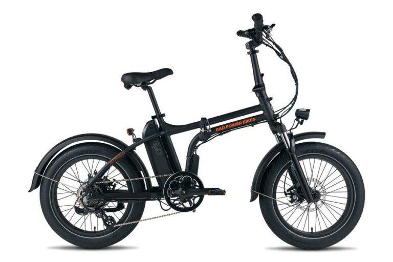 RadMini 4 Electric Fat Bike Review 2021