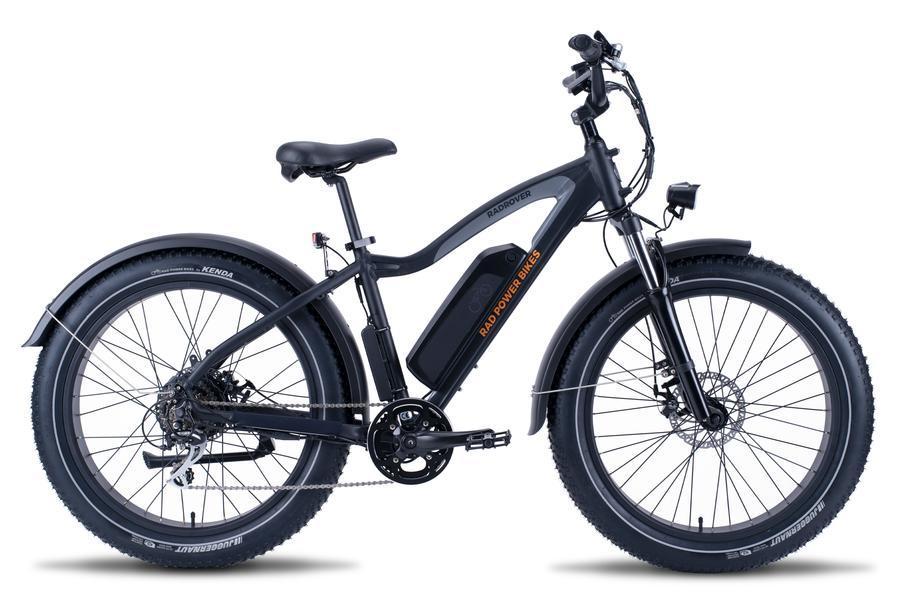 RadRover Electric Fat Tire Bike