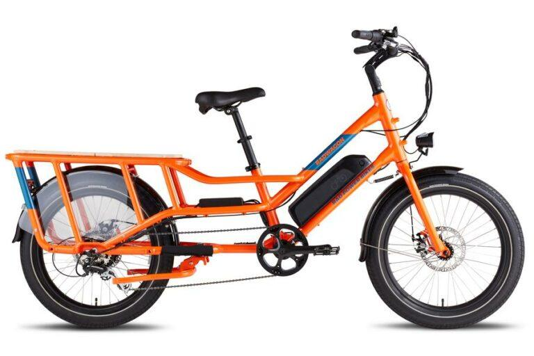 RadWagon Electric Bike Review 2021 – The Electric Cargo Bike