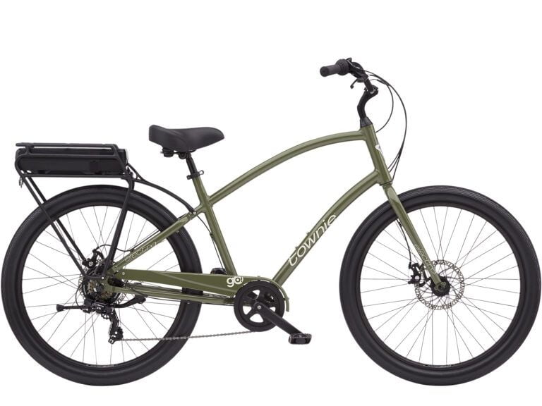 Trek Townie Go! 7D Electric Bike Review 2021
