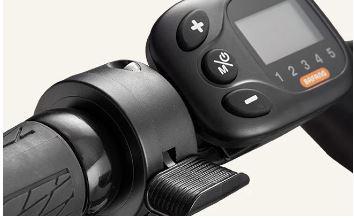 charge e-bikes comfort lcd
