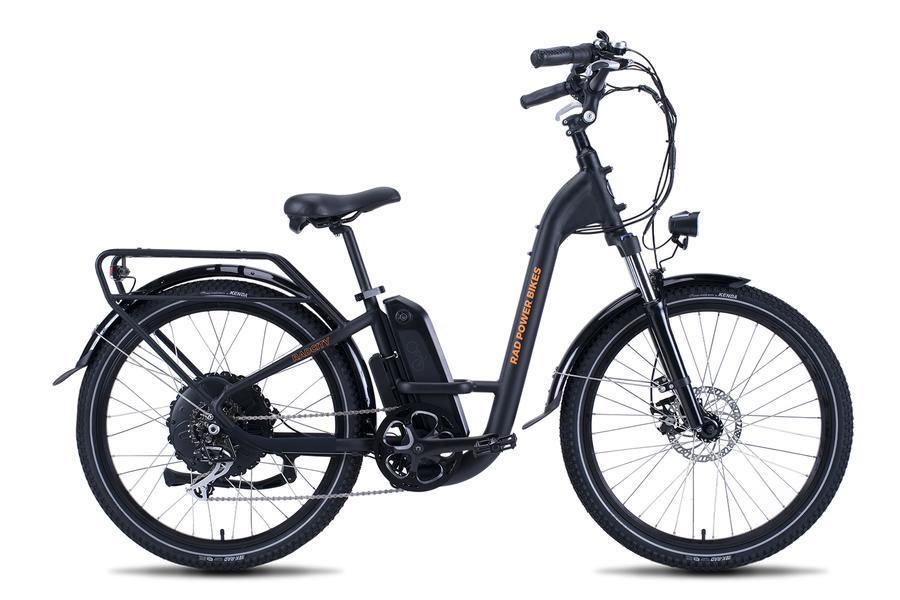 RadCity 4 Step Thru Electric Commuter Bike