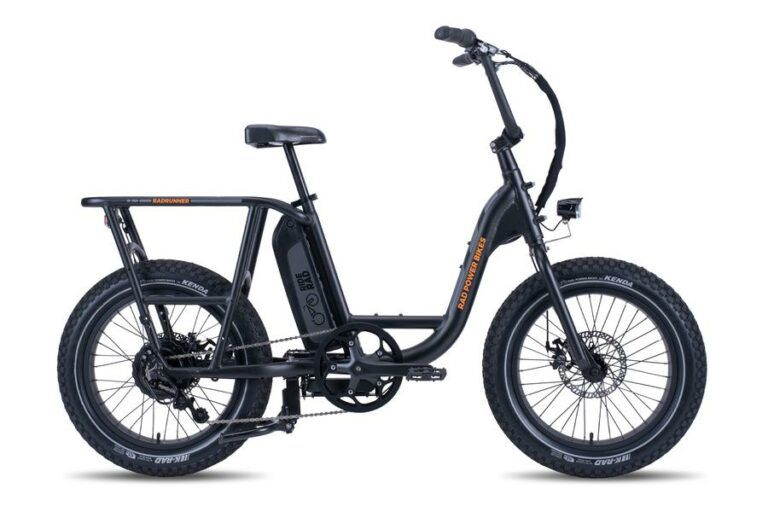 RadRunner 1 Electric Bike Review 2021 | The Electric Utility Bike