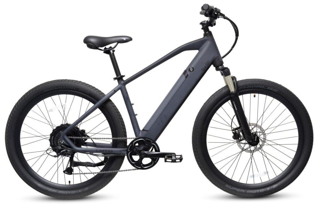 Ride1UP LMTD Midnight Gray Electric Bike