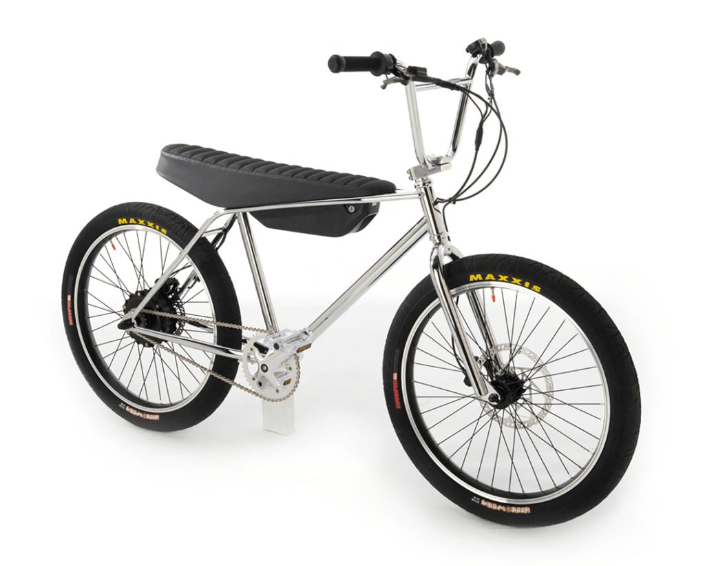 Zooz uu 750 electric bmx bike